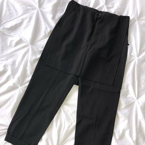 Dries Ban Noten Black Skirt Pant, OPEN TO OFFERS!